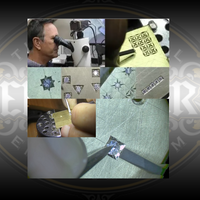 Star Setting Techniques with a PulseGraver Video by Peter Keep of Jewellery Training Solutions