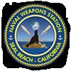 Seal Beach Naval Weapons Base Logo