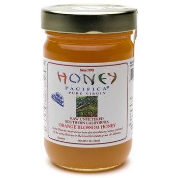 Orange Blossom Honey - 16 oz. Jar