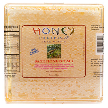 Honeycomb Honey