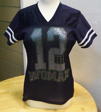 12th Woman Jersey XS to 4XL From Sport-Tek