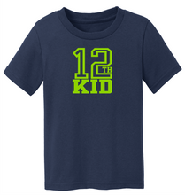 The 12th Kid Toddler Tee Shirt