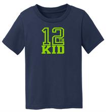 The 12th Kid Youth Tee Shirt