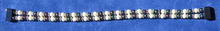 This is our double bracelet with pearlescent and rainbow magnetic beads.  Please choose a wrist size.