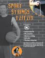 Sport Strings Tzitzit TeeShirt