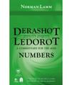 Derashot Ledorot Numbers Norman Lamm (BKE-DLN)