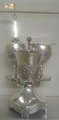 S/P Havdallah Set Jerusalem on pedestal (HV-5031)