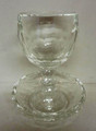 Karshi Crystal Kiddush Cup & Tray (KC-5880)