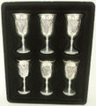 S/P Liquor Cup 6 Pc. Set (SHB-8844)