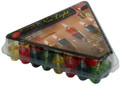 Ner Light Channukah Lights Colored -Box of 44 olive oil vials  (CH-NLC)