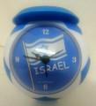 Israel Hat round clock (07430)