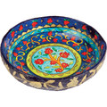 Paper Mache Bowl Pom Colored ROUND MEDIUM (EM-PM-2A)