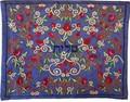 Emanuel Embroidered Tallit Bag Blue (EM-TBC-6B)