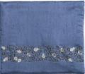Blue Tallit Bag Pomegranates BLACK (EM-TBL-6D)