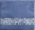 Blue Tallit Bag Jerusalem (EM-TBL-8B+C)