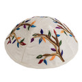 Embroidered Kippah MULTI COLOR (EM-YME-7M)