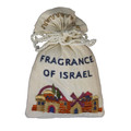 Embroidered Spice Bag Jerusalem (EM-BBE-1)