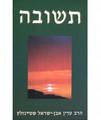 תשובה Teshuvah Adin Steinsaltz HEBREW BK-TSH)