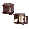 Eishet Chayil Wood Jewelry Box (MC-X1119Z)