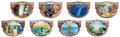 3D Ushpizin Set 2-- 8 pieces (P3D36)