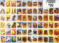 "Laminated Poster 20"" x 28""-- Masechet Sukkah (P127)"