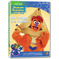 Shalom Sesame, 2010, No. 6: Be Happy, It's Purim! DVD (V1326-2)