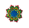 """Stars for the Sukkah - Pack of 12 - 25"""" (71213)"""