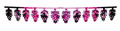Banner of 26 Grape Clusters - Pack of 12 - (71176)