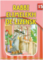 The Eternal Light French #15 Rav Elimelech Of Lizensk (BKC-TELF15)