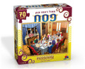 Isratoys Large Floor Puzzle Pesach-- 70 pc (GM-P7189)