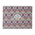 Emanuel Full Embroidered Challah Cover Thick Weave--Multicolor (EM-CMC20)