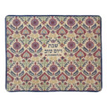 Emanuel Full Embroidered Challah Cover Linen--Multicolor (EM-CMC22)
