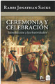 Caremonia Y Celebracion by Jonathan Sacks (BKS-CYC)