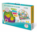 Babies Alef Bais Activity Gym/Playmat-Niggun Toys  (GM-3289)
