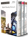 Rabbi Shmuley Boteach 3Vol. Set  (BKE-RSB)