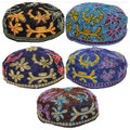 Assorted Embroidered Kippah Bucharian (MC-10106)