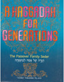"A HAGGADAH FOR GENERATIONS H/C H/E 9"" X 12"" (BK-HFG)"