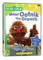 Shalom Sesame DVD Meet Oofnik the Grouch (V1311)