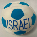 Isreal Stuffed Soccer Ball