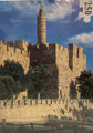Tower Of David Puzzle 250PC (GM-P083)