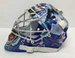 Curtis Joseph Upper Deck Signed Leafs Mini Mask