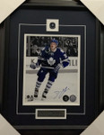 David Clarkson Signed Maple Leafs 8x10 Framed