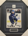 Phil Kessel- Stick Up Signed Maple Leafs 8x10 Framed