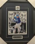 Josh Donaldson-Front  Blue Jays Signed 8x10 Framed