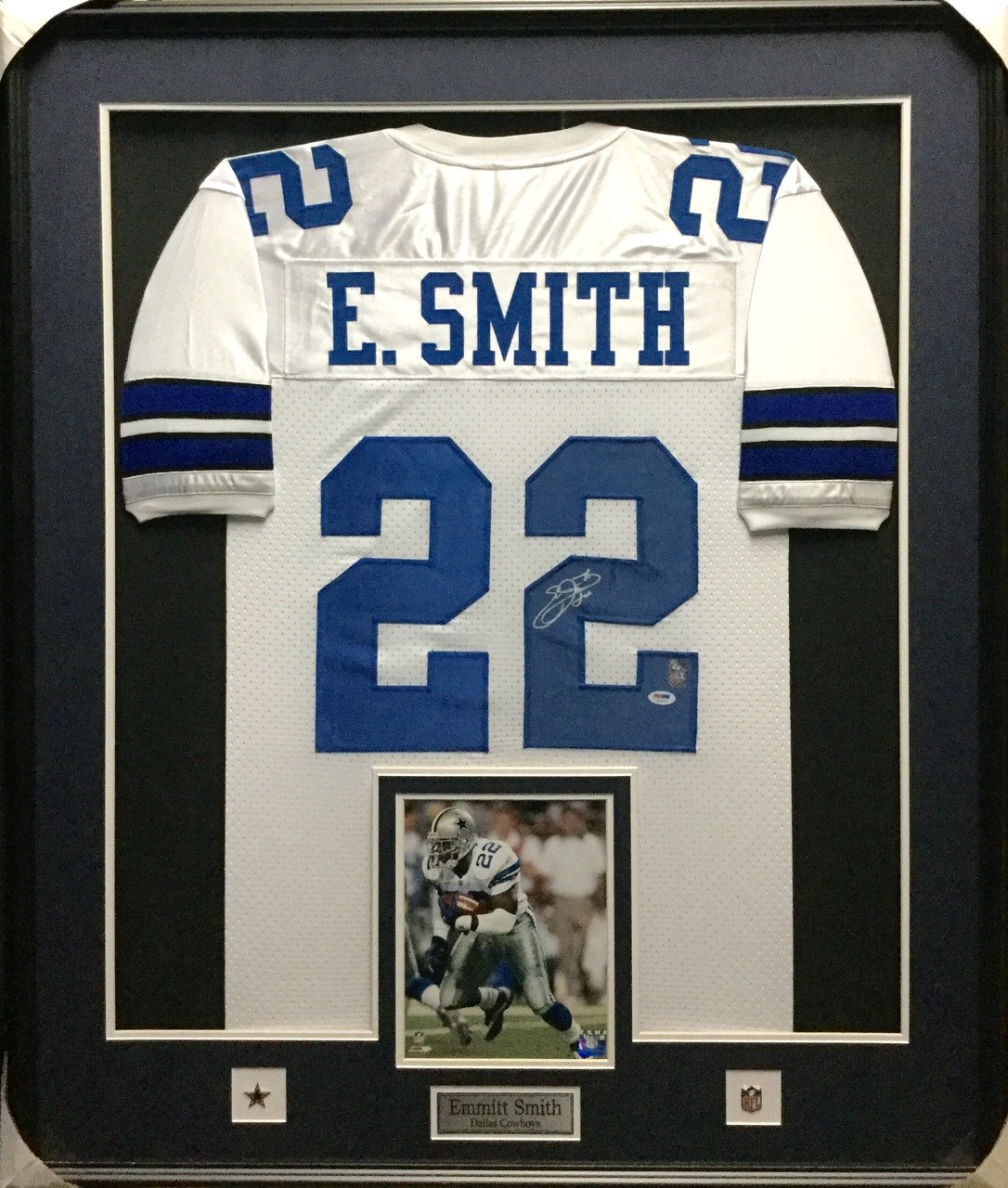 buy online 30221 71d0a dallas cowboys framed jerseys