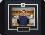 Auston Matthews Toronto Maple Leafs 8x10 framed photo
