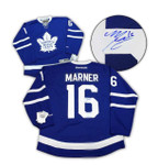 Mitch Marner Toronto Maple Leafs signed Jersey