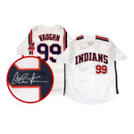 "Rickey Vaughn ""WILD THING"" Signed Jersey"