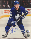 William Nylander Autographed Toronto Maple Leafs 8x10 Photo E
