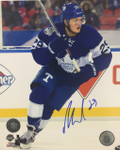 William Nylander Autographed Toronto Maple Leafs 8x10 Photo H